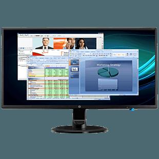 HP N246v 23.8-inch Monitor | HP Online Store