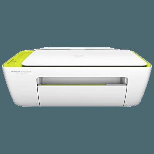 HP DeskJet Ink Advantage 2135 All-in-One Printer (bundled with HP 680 Black Original Ink Advantage Cartridge)