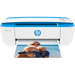 HP DeskJet Ink Advantage 3775 All-in-One Printer (bundled with HP 680 Black Original Ink Advantage Cartridge)