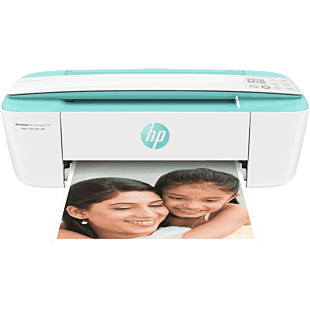 HP DeskJet Ink Advantage 3776 All-in-One Printer (bundle with HP 680 Black Original Ink Advantage Cartridge)