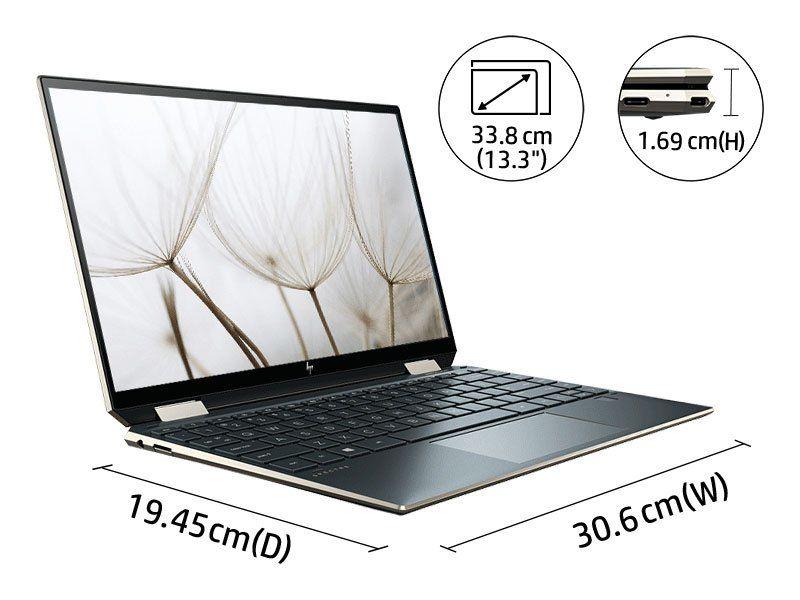 HP Spectre x360 Convertible 13-aw2532TU Bundle