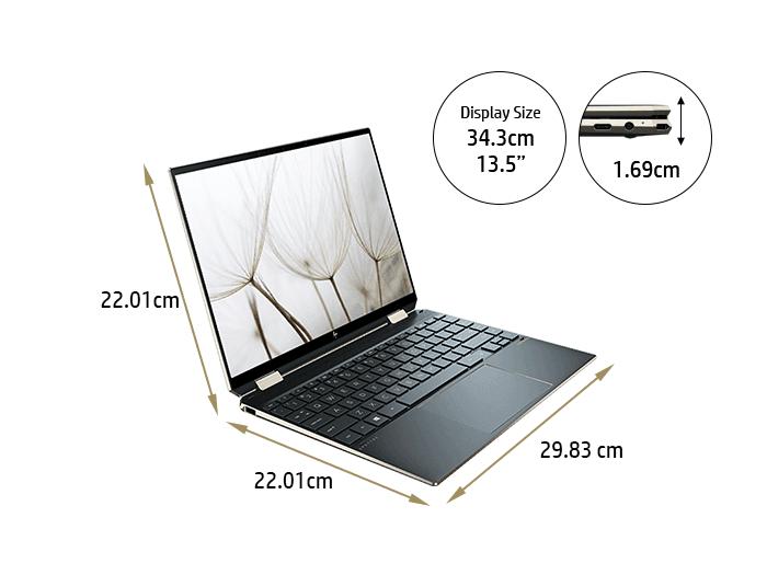 HP Spectre x360 Convertible 14-ea0054TU