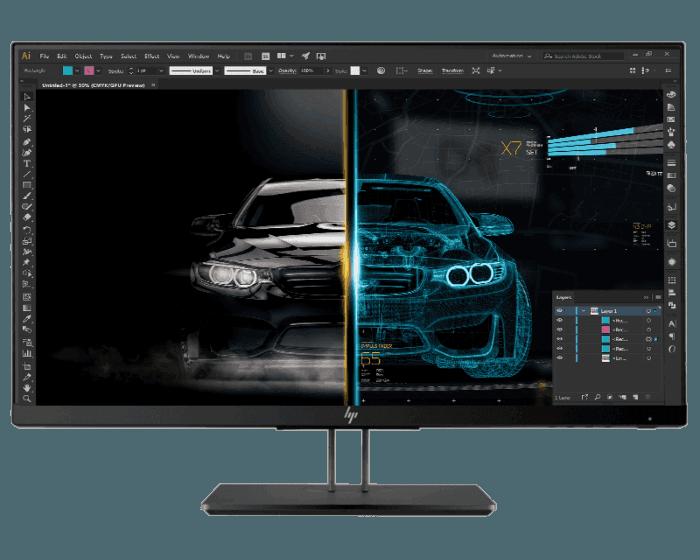 HP Z24nf G2 23.8-inch Monitor