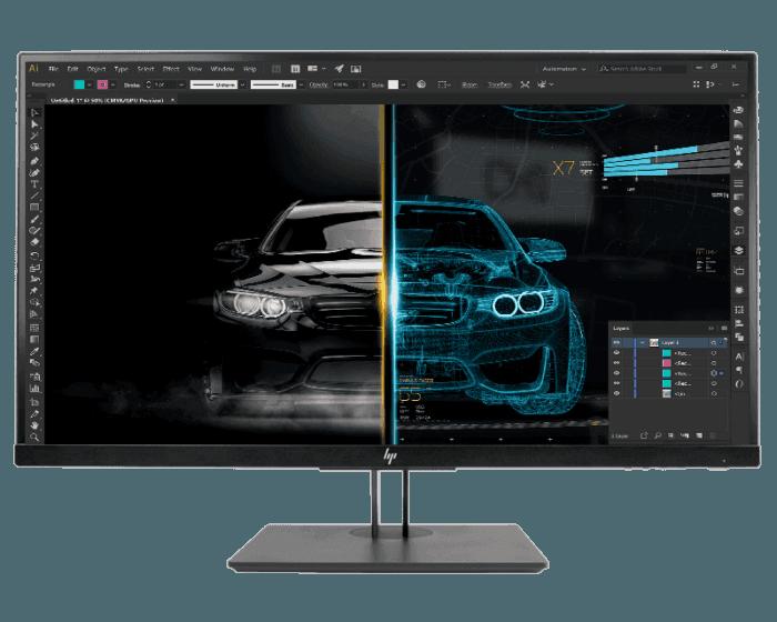 HP Z27n G2 27-inch Monitor