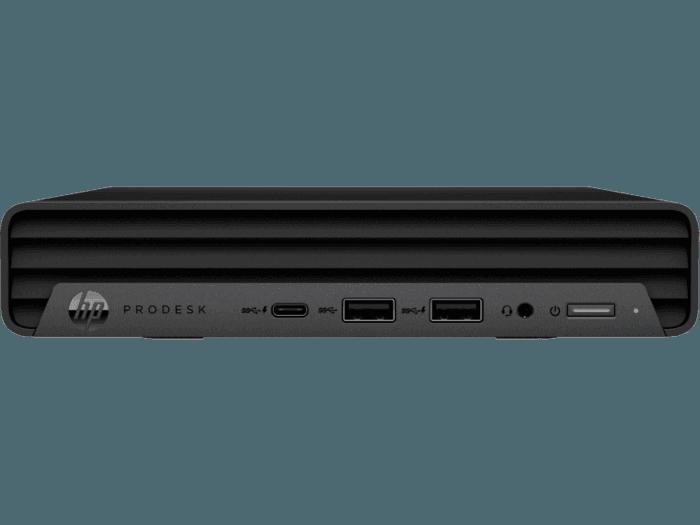 HP ProDesk 400 G6 Desktop Mini PC Bundle