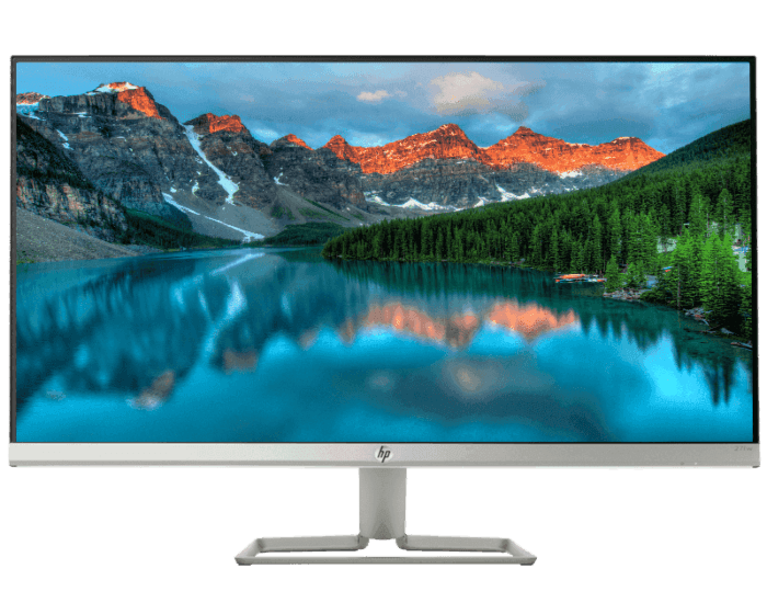 HP 27fw with Audio 27-inch Monitor