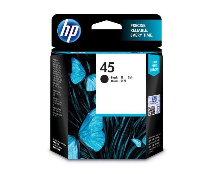 HP 45 Black Original Ink Cartridge