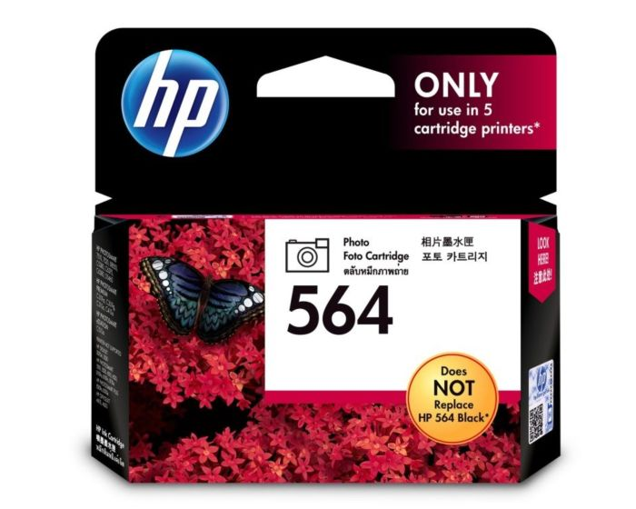 HP 564 Photo Original Ink Cartridge
