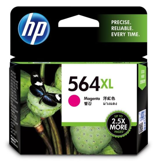 HP 564XL High Yield Magenta Original Ink Cartridge