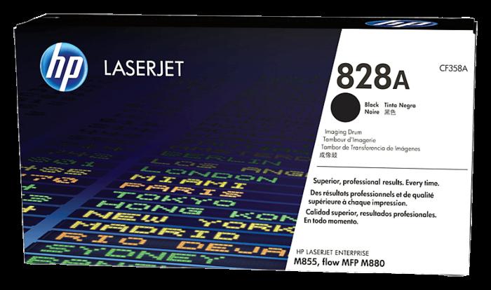 HP 828A Black LaserJet Image Drum