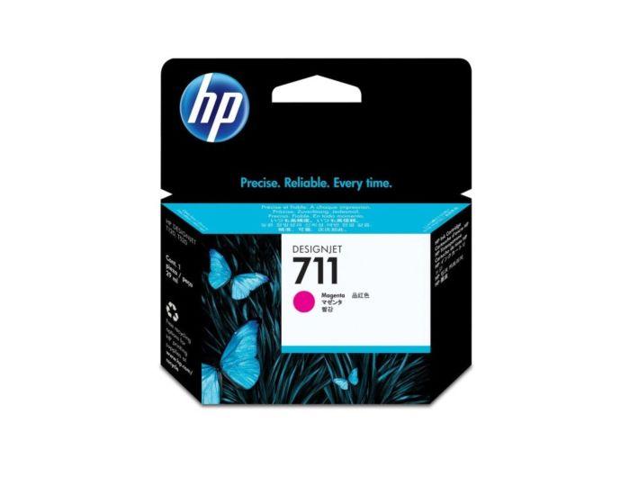 HP 711 29-ml Magenta DesignJet Ink Cartridge
