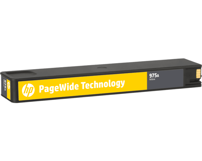 HP 975A Yellow Original PageWide Cartridge