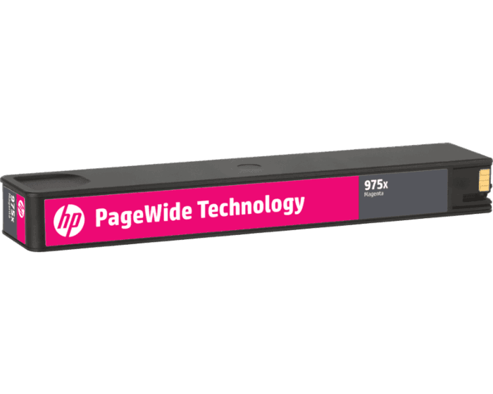 HP 975X High Yield Magenta Original PageWide Cartridge
