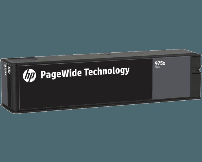 HP 975X High Yield Black Original PageWide Cartridge