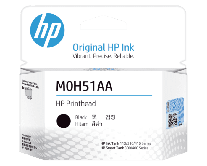 HP M0H51A Black Replacement GT Printhead