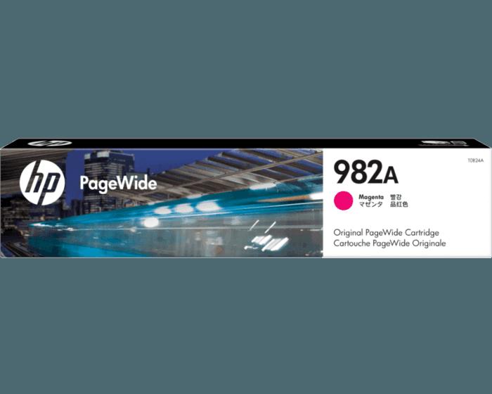 HP 982A Magenta Original PageWide Cartridge