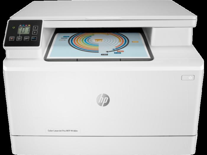 Image result for HP CLJ Pro MFP M180n