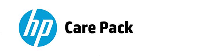HP 1 year Post Warranty Next Business Day Onsite Desktop Service