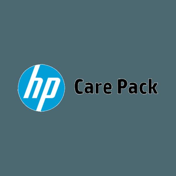 HP 1 year Post Warranty Care Pack w/Onsite Exchange for LaserJet Printers