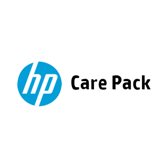 HP 5 year Next Business Day Onsite Hardware Support w/Travel Coverage for Notebooks