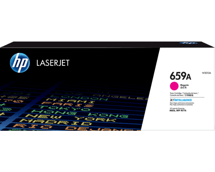 HP 659A Magenta Original LaserJet Toner Cartridge