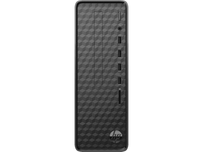 HP Slim Desktop S01-pf1166d Bundle PC