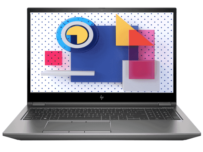 HP ZBook Fury 15 G7 Mobile Workstation Bundle
