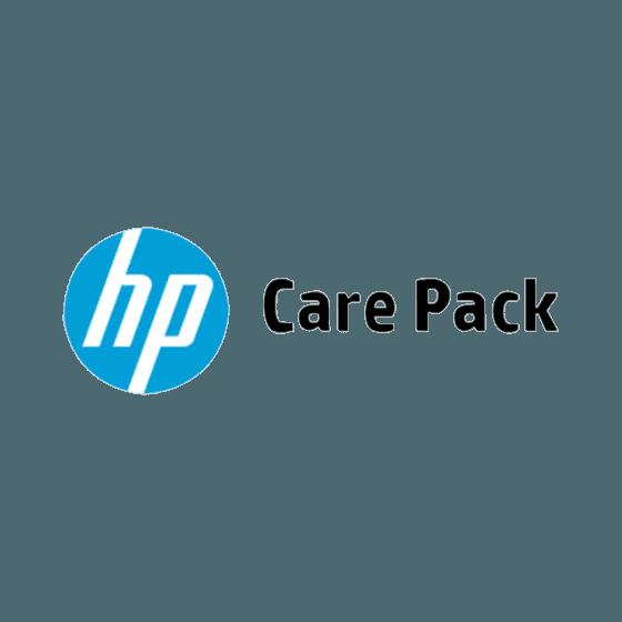 HP 1 year Post Warranty Next business day Exchange Service for ScanJet 7xxx