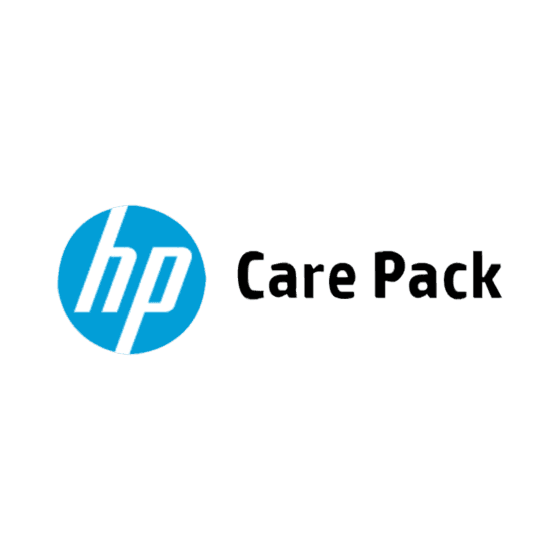 HP 1 year Post Warranty Next Business Day w/Defective Media Retention Service for LaserJet M605