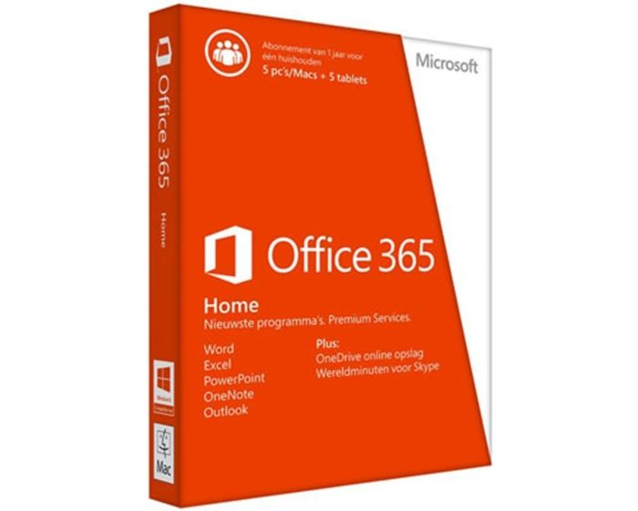 MS Office 365 Home