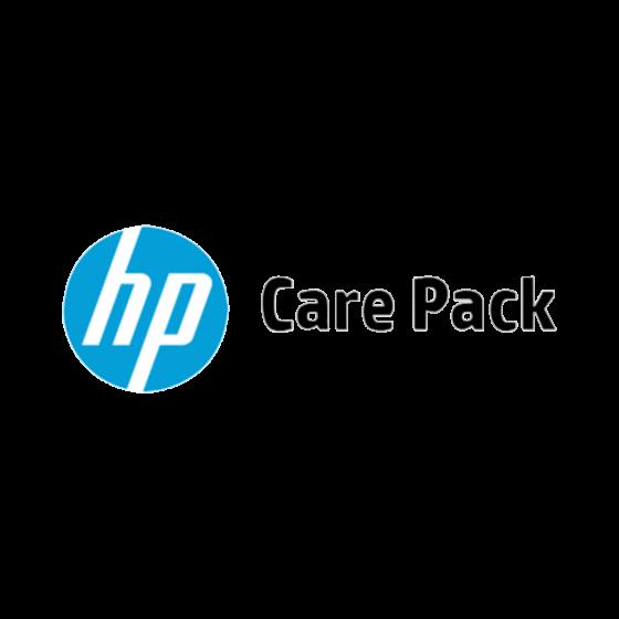 HP 1 year Post Warranty 4 hour 9x5 Service w/DMR for Color LaserJet Enterprise MFP M68x