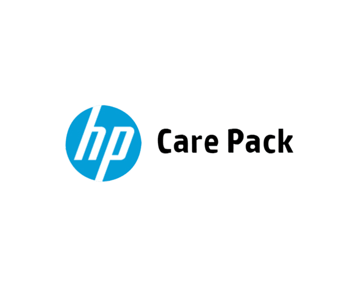 HP 1 year Post Warranty Next Business Day w/Defective Media Retention Service for LaserJet M806