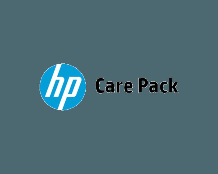 HP 1 year Post Warranty Next Business Day w/Disk Media Retention Service for Digital Sender N9120fn2