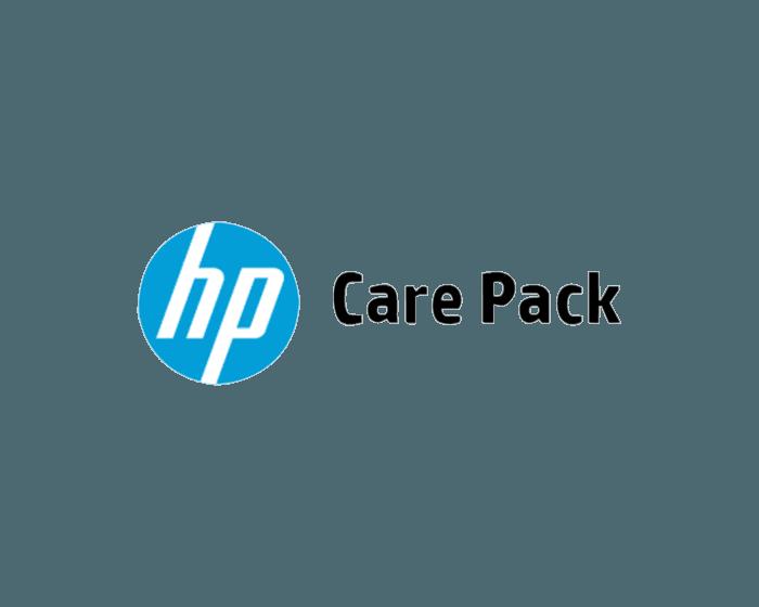 HP 5 year Next Business Day Service for LaserJet Enterprise M607 M610