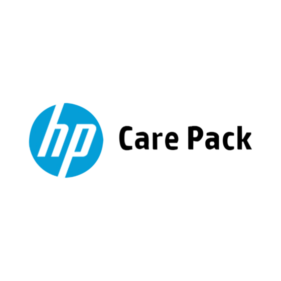 HP 3 year Next Business Day w/Defective Media Retention Service for Color PageWide Enterprise 556